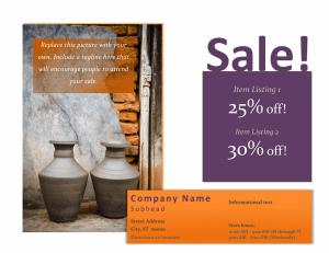 Item-For-sale-flyer