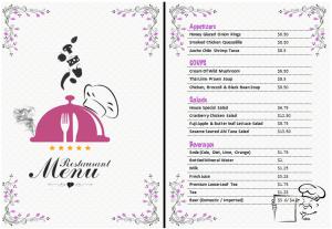 resturant-food-beverage-menu