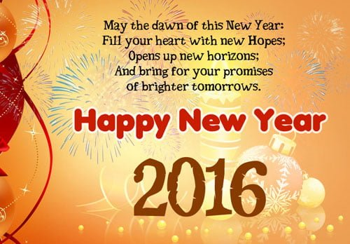ms word new year card with fireworks office templates online