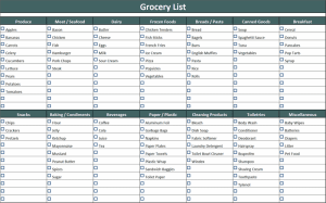 grocery-list-with-check-marks