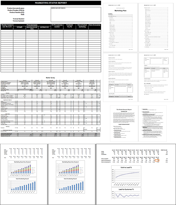 marketing-report-templates-ms-word-and-excel
