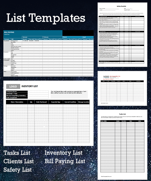 5-useful-list-templates-in-ms-word-and-excel