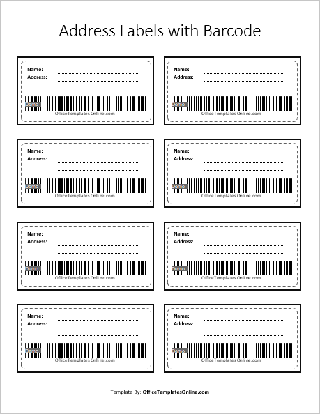 address-label-with-barcode-template-in-ms-word
